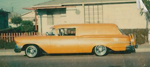 1958 Chevrolet Del Ray Sedan Delivery
